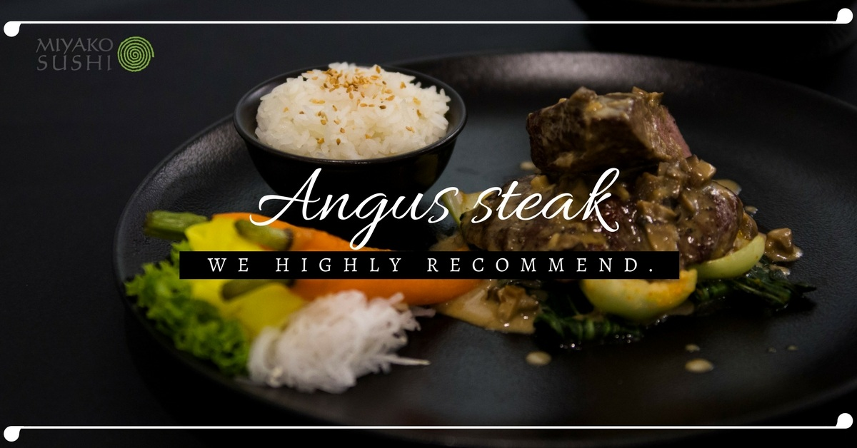 Angus Steak
