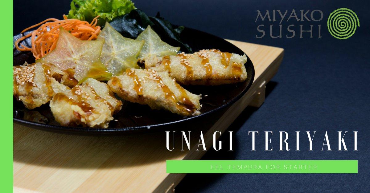 Czy znasz Unagi Teriyaki ?
