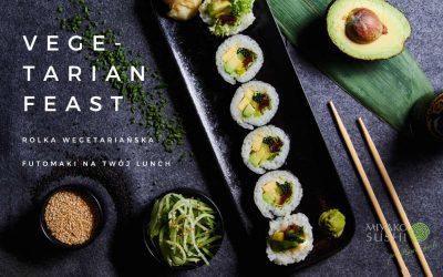 Sushi wegetariańskie w nowym zestawie?