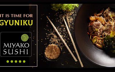 Gyuniku czyli pyszne japońskie danie z wołowiny