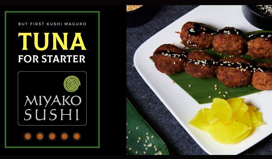 Tuńczyk Kushi Maguro to najlepsza przystawka do sushi